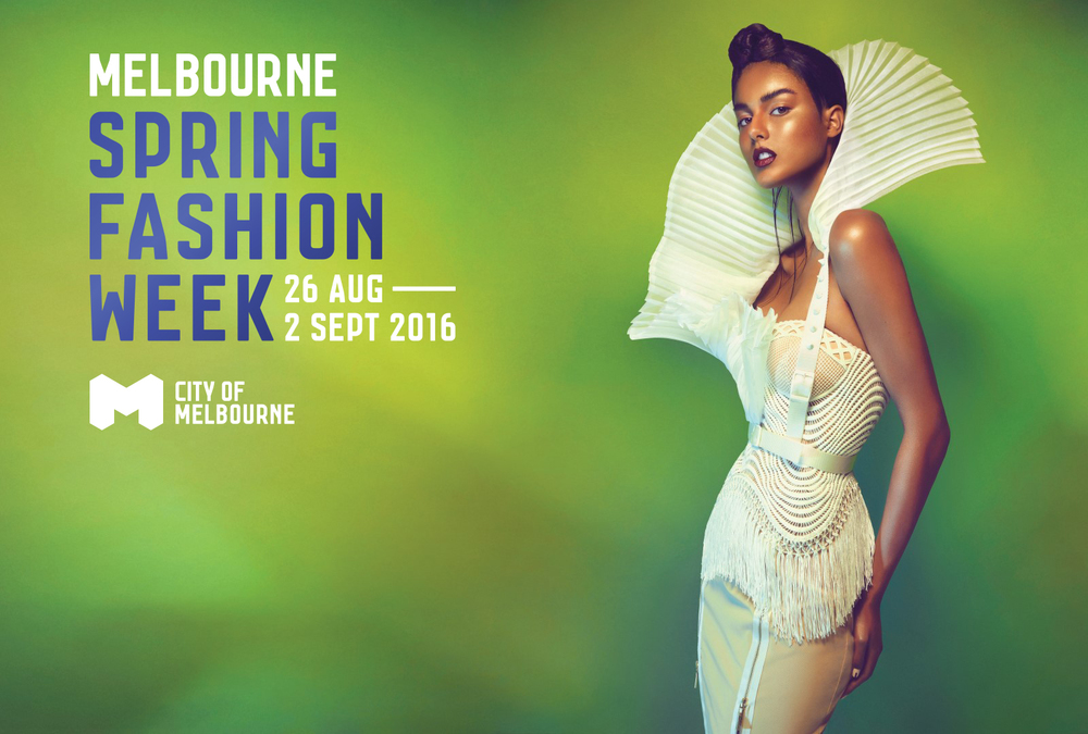 Melbourne Spring Fashion Week 2016